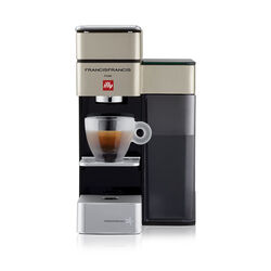 illy Y5 iperEspresso Machine - Espresso & Coffee - Satin