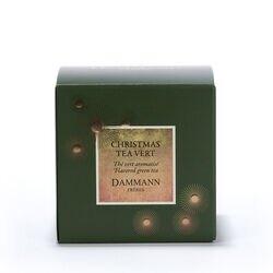 Thee Dammann Frères Christmas Tea Vert - 25 theezakjes