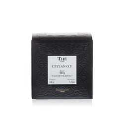 Tè Dammann Ceylan O.P. - 50 filtri cristal