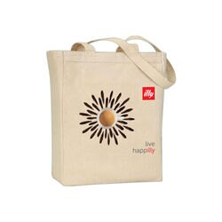 illy Branded Tote Bag