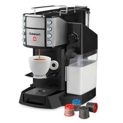 Cuisinart for illy Superautomatic side view
