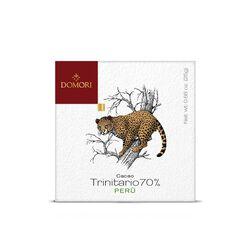 Tavoletta di cioccolato Domori Single Origin Trinitario 70% Perù da 25gr
