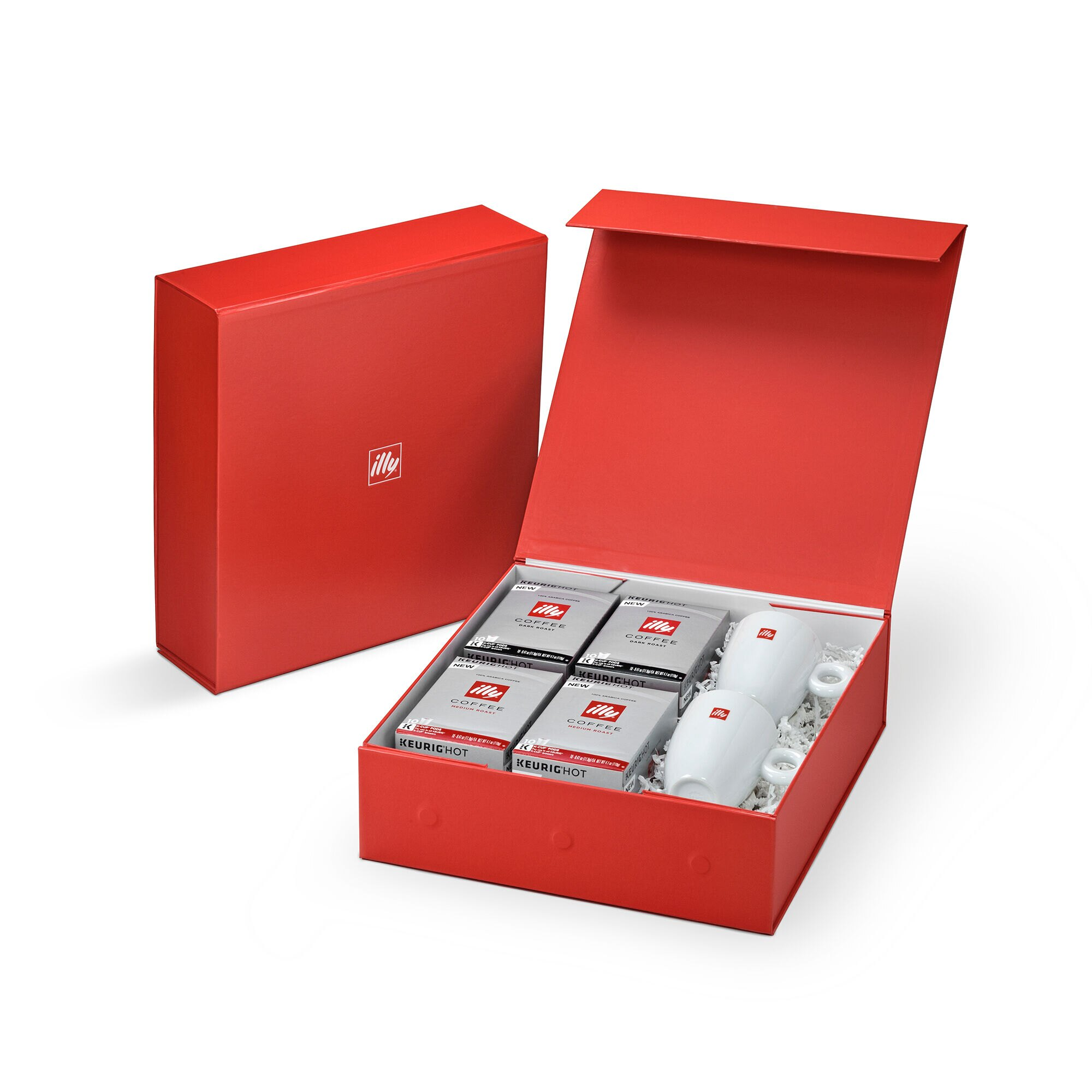 illy K-Cup® Pods Gift Box - illy eShop