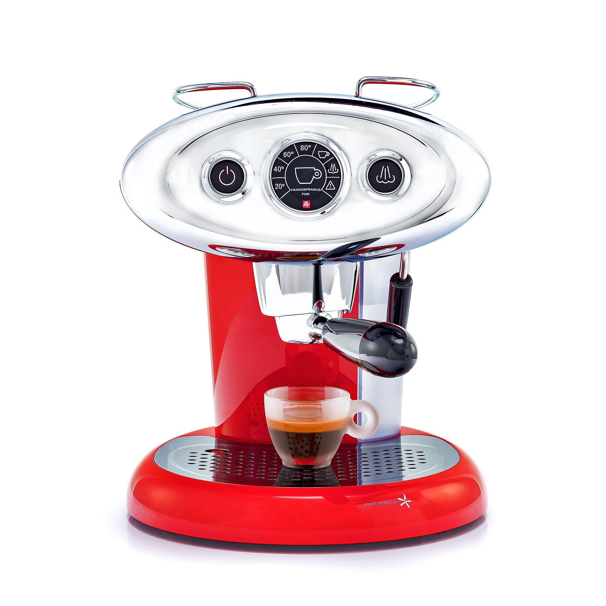 Francis Francis X7.1 Espresso Capsule Machine - illy eShop