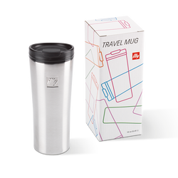 Travel Mug illy Inox 450ml
