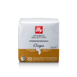 Caffè in Capsule Iperespresso Arabica Selection Etiopia