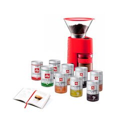 illy Beans & Grinder Collection Bundle