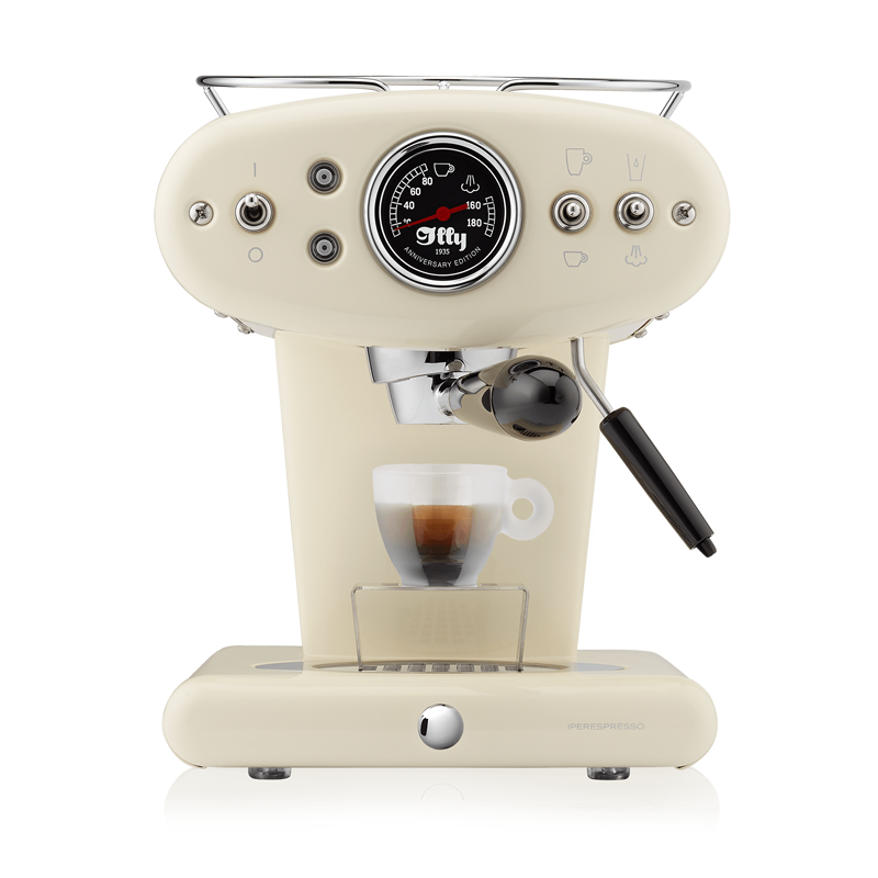 X1 Anniversary - Macchina da Caffè Iperespresso mandorla