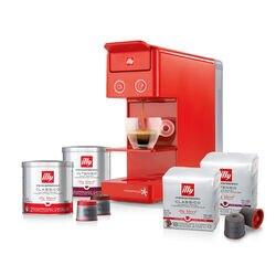 Y3.2 iperEspresso Espresso & Coffee Bundle