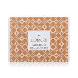 Napolitains Single Origin Domori - 169gr
