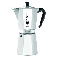 Bialetti Moka Express Stovetop Espresso Maker 12-Cup
