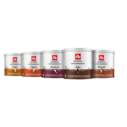 Arabica Selection iperEspresso 5-Tin Bundle