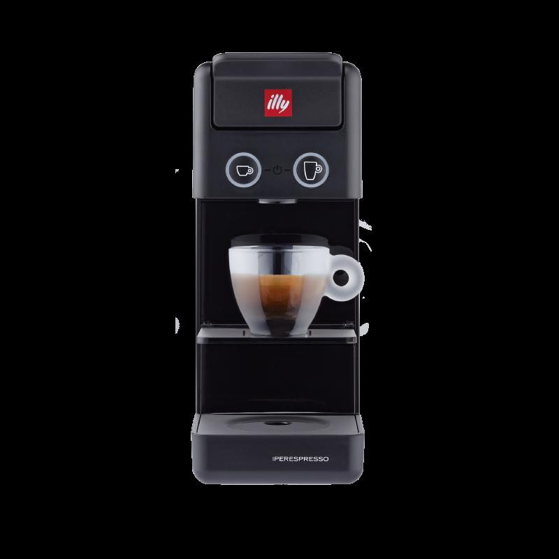 Y3.3 Espresso&Coffee - Macchina da Caffè Iperespresso nera