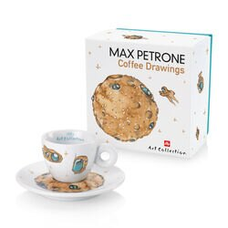 Max Petrone illy Art Collection Single Espresso Cup