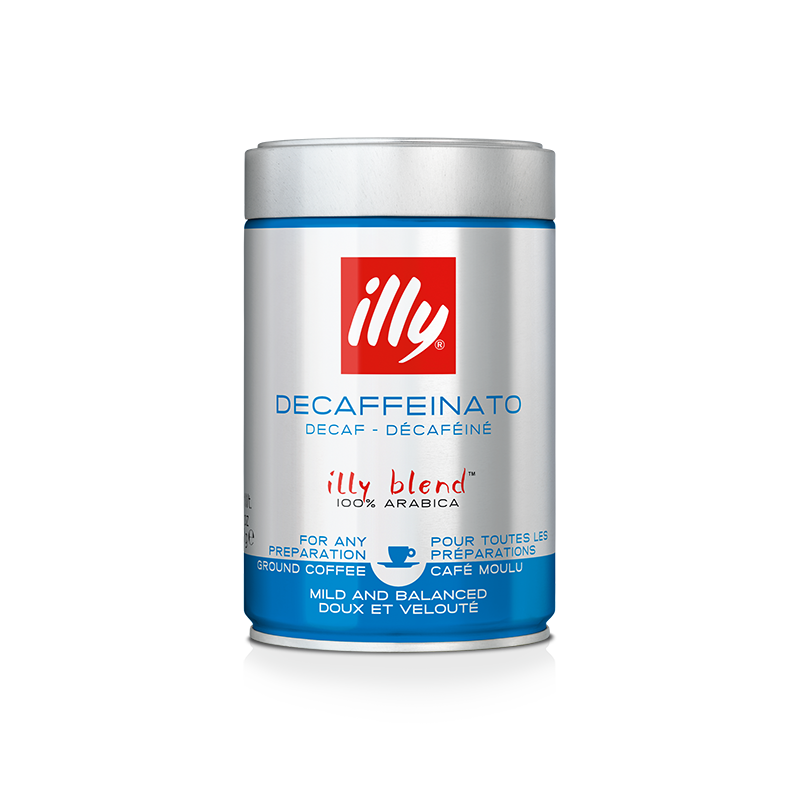 Ground Espresso DECAFFEINATO roast Coffee