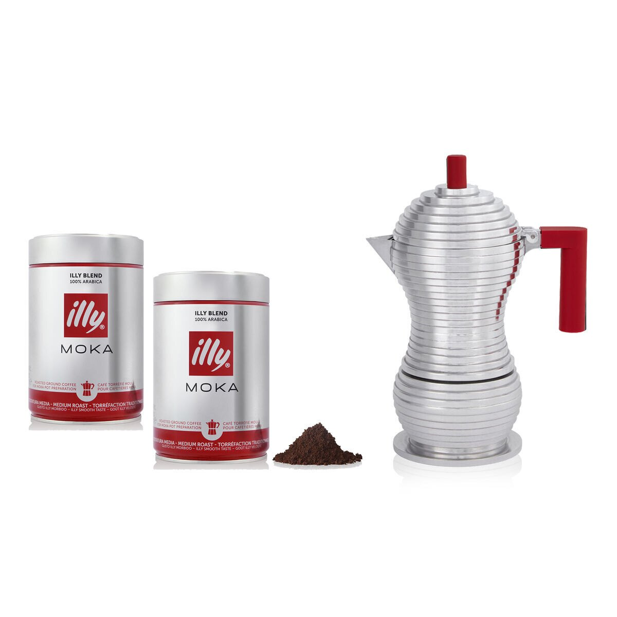 Moka Lovers Bundle Front View