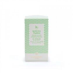 Té verde japonés matcha en polvo
