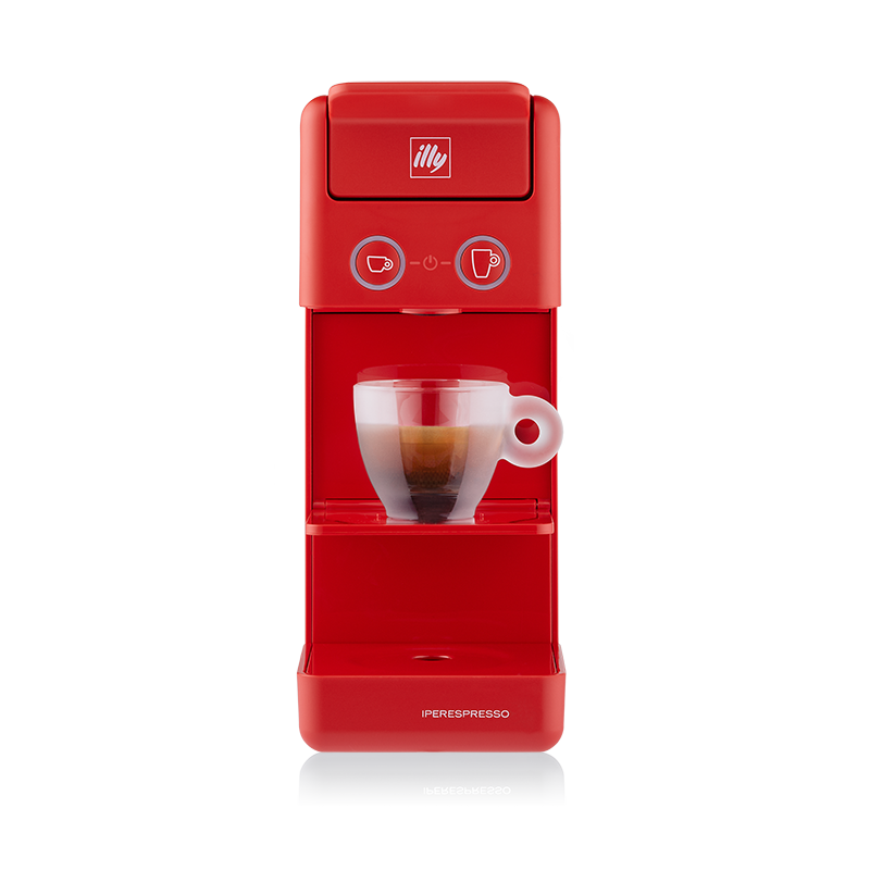 Espresso & Coffee Machine - Y3.3 iperEspresso Red