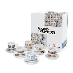 Maurizio Galimberti illy Art Collection Cappuccino Cup Set