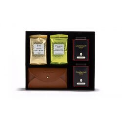 Coffret EXCURSION,  8 sobres de té Cristal®