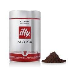 Gemalen koffie voor percolator - normale branding