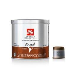 Café en cápsulas Iperespresso Arabica Selection Brasil