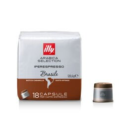 Iperespresso koffiecapsules - Arabica Selection Brazilië