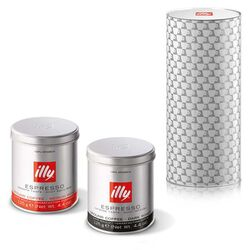 illy Espresso 2-Pack Gift Set