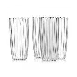 4 vasos de cristal Key Largo