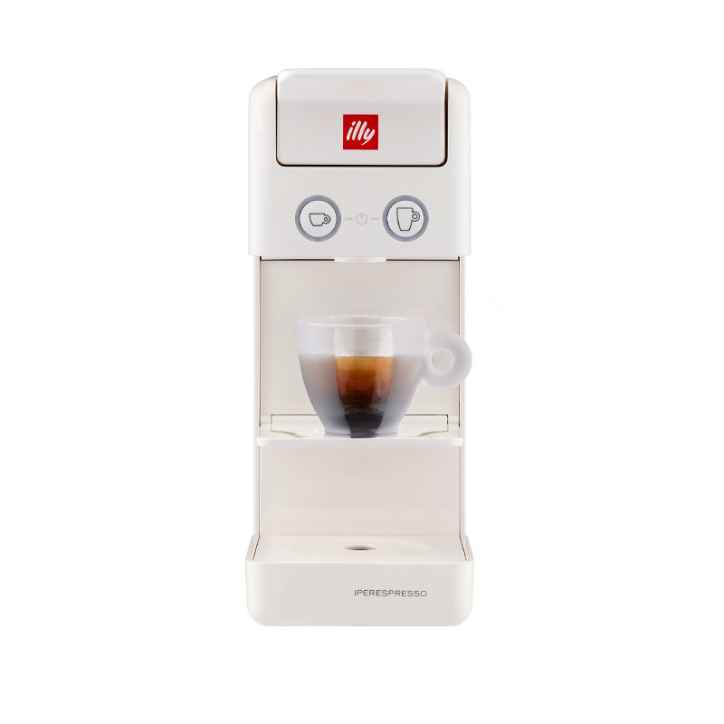 Espresso & Coffee Machine - Y3.3 iperEspresso White