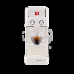 Y3.3 Espresso & Coffee blanche - Machine à café Iperespresso