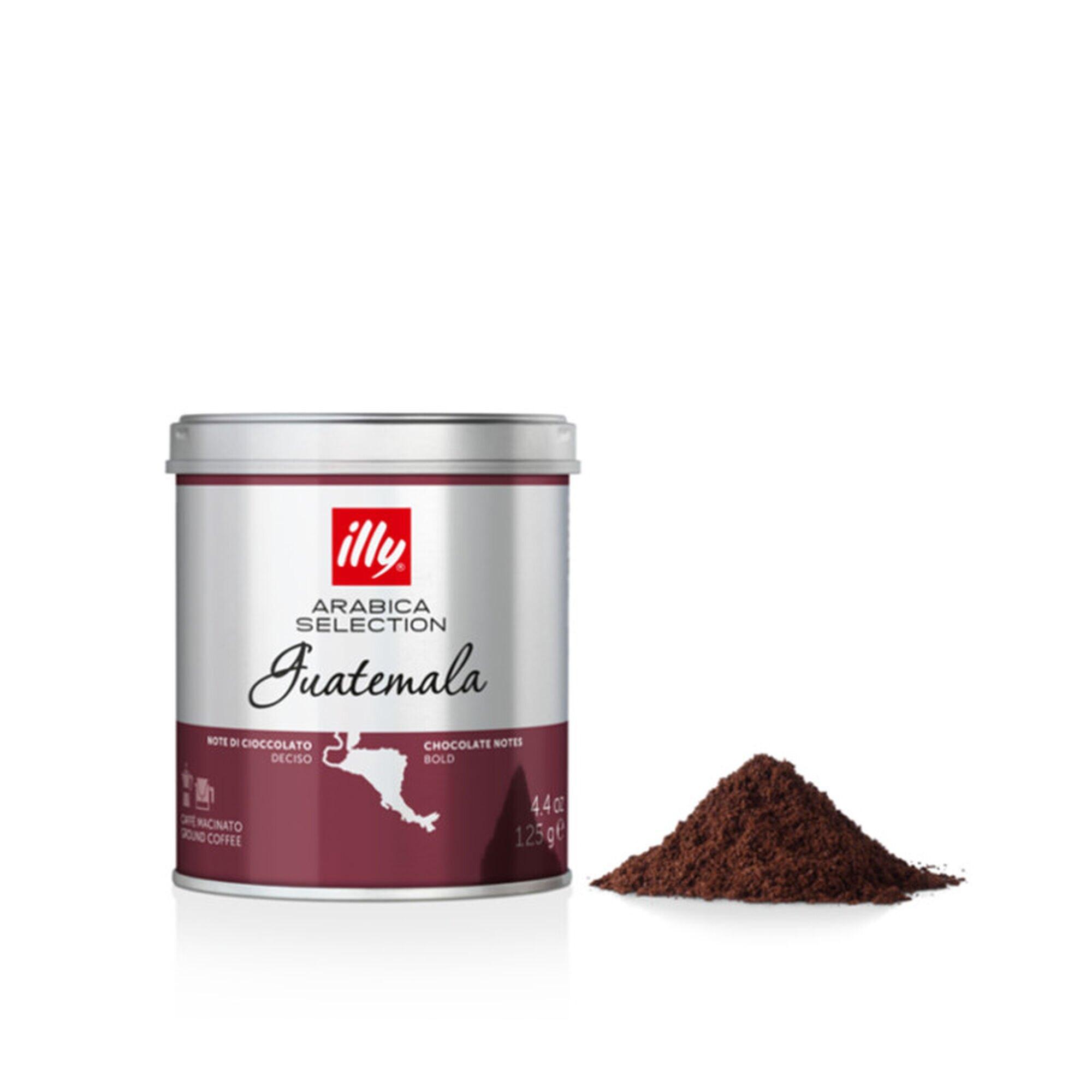 Caffè Macinato Moka Arabica Selection Guatemala - 125g - illy Shop