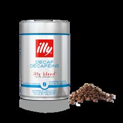 Café en granos descafeinado