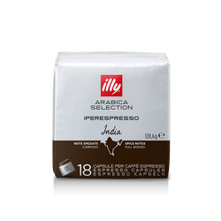 Arabica Selection India - 108 Iperespresso koffiecapsules