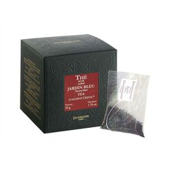 Dammann® Jardin Bleu Tea Sachets - 25 Sachets Per Box - illy