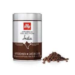 Café en grains Arabica Selection Inde