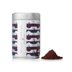 Gemalen espresso koffie normale branding Gillo Dorfles n°2