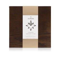 Tavolette di cioccolato Domori in Cofanetto Vintage da 300gr