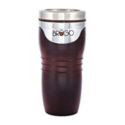 Brugo Travel Mug Chocolate