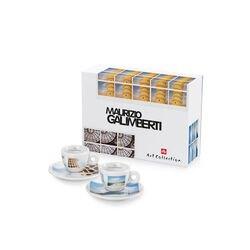 Maurizio Galimberti - 2 tazzine da caffè espresso