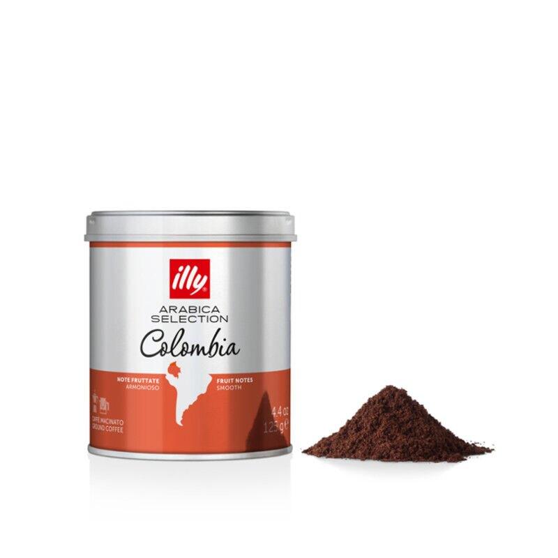Ground Espresso Arabica Selection Colombia Coffee -125g