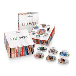 Liu Wei Full Collection Front View