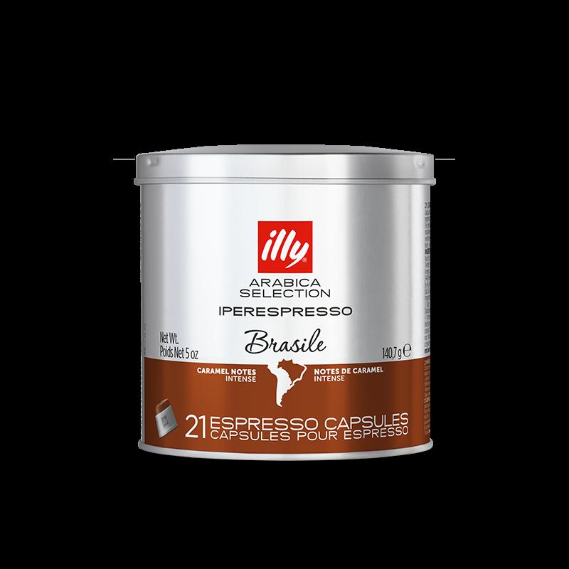Café en capsules Iperespresso Arabica Selection Brésil