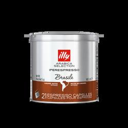 Café en capsule Iperespresso Arabica Selection Brasile