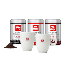 illy Ground Drip Essentials Bundle