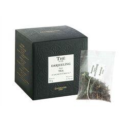 Darjeeling Tea Sachets Box front view