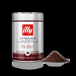 Gemahlener Espresso INTENSO - intensive Röstung