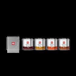 Kit presente Cápsulas Iperespresso com uma lata illy para cápsulas