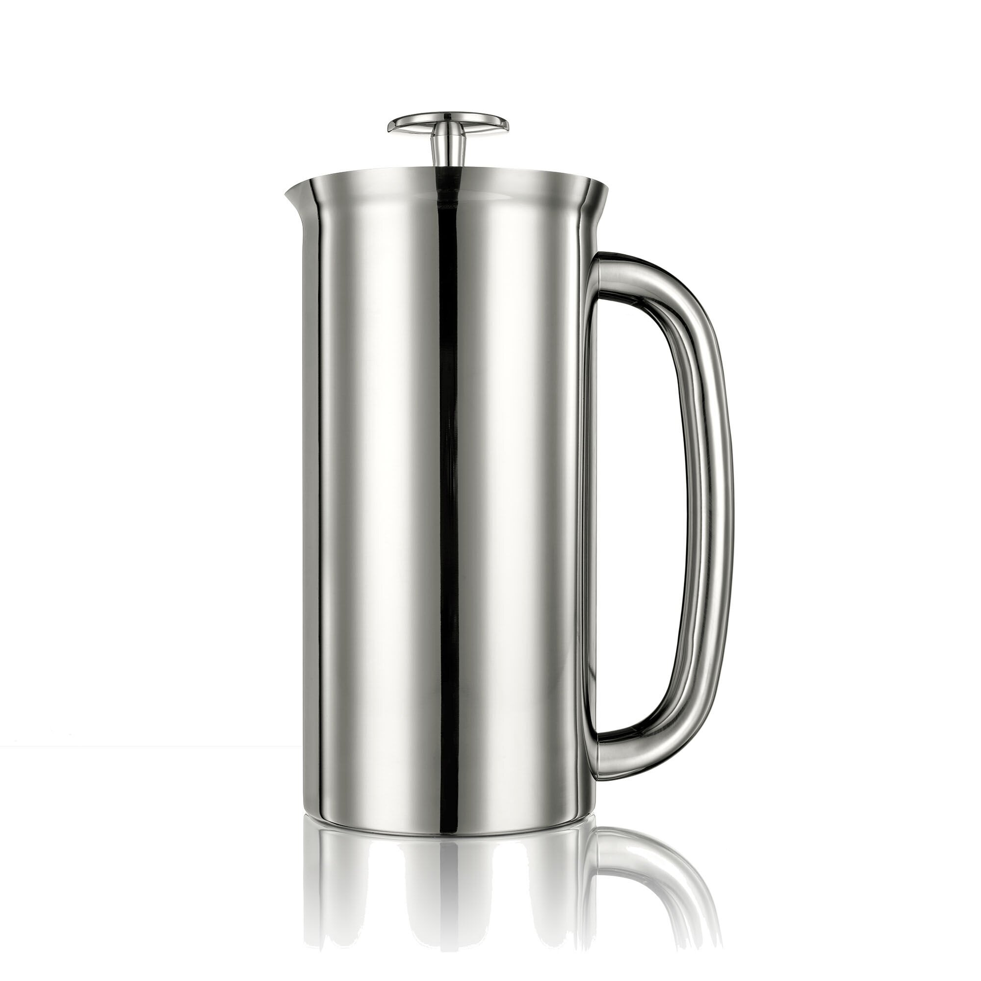 Espro French Press Coffee Maker Side View