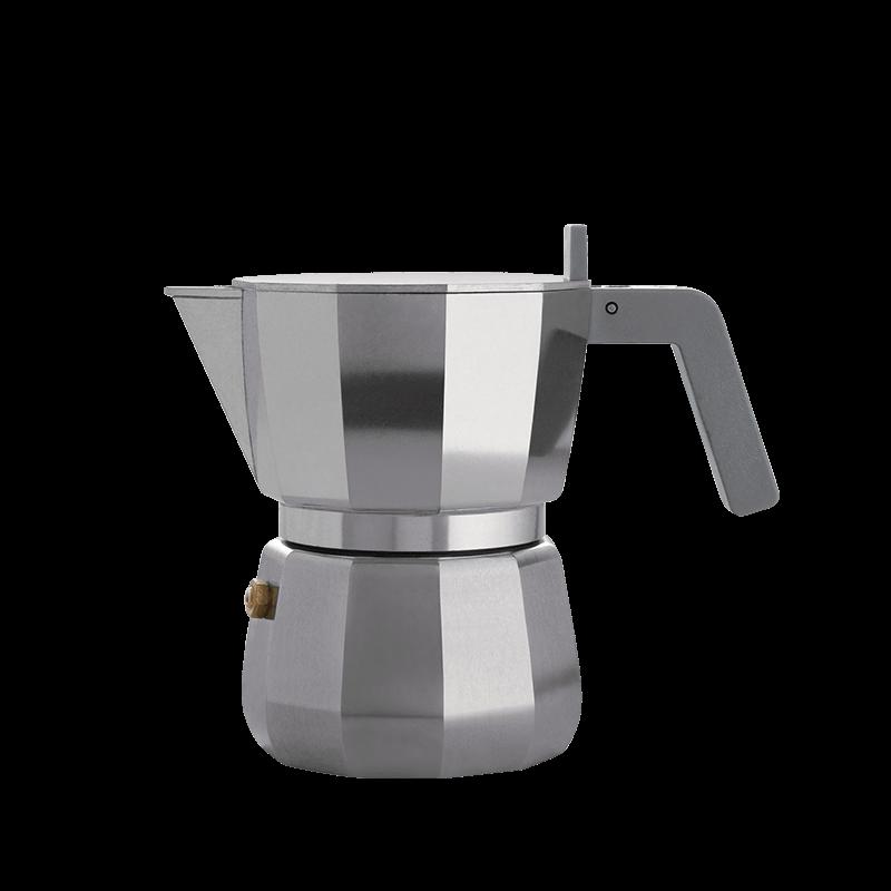 Nuova Moka Alessi - Caffettiera da 3 tazze